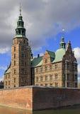 rosenborg copenhagen Дании замока Стоковая Фотография