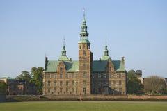 rosenborg copenhagen замока Стоковое фото RF