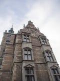 rosenborg copenhagen замока Стоковая Фотография