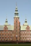 rosenborg copenhagen замока Стоковые Изображения