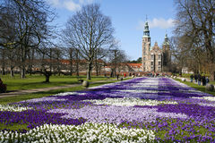Rosenborg Copenhague fotografía de archivo