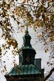 Rosenborg del castillo Fotografía de archivo