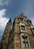 Rosenborg del castillo Imagenes de archivo