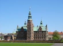 rosenborg för 3 slott Arkivbild