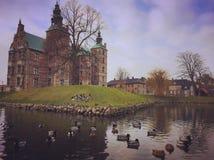 Rosenborg pałac w Kopenhaga Fotografia Stock