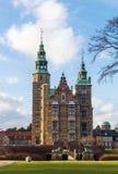 Rosenborg palace, Copenhagen Stock Images