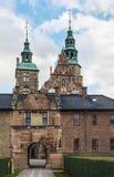 Rosenborg palace, Copenhagen Royalty Free Stock Image