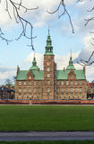 Rosenborg palace, Copenhagen Stock Photos