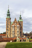 Rosenborg palace, Copenhagen Royalty Free Stock Photography