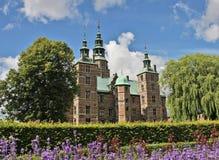 Rosenborg Schloss Stockfotografie