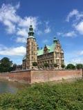 Rosenborg-Schloss - Kopenhagen stockfotos