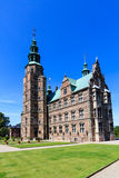 Rosenborg slot Royalty Free Stock Image