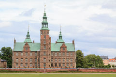 Rosenborg Slot Stock Photography