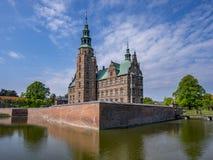 Rosenborg slott, Köpenhamn, Danmark, Europa arkivfoto
