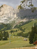 Rosengarten Cable-way Royalty Free Stock Image