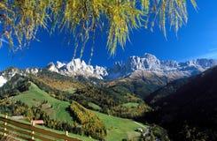 Rosengarten (Catinaccio), Dolomites, Italy Royalty Free Stock Photography