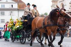 Rosenheimer Herbstfest Royalty-vrije Stock Fotografie