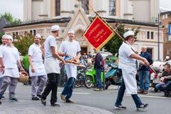 Rosenheimer Herbstfest Royalty Free Stock Photo