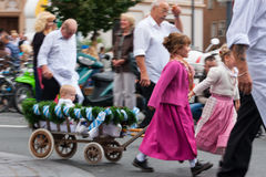 Rosenheimer Herbstfest Royalty Free Stock Photography