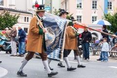 Rosenheimer Herbstfest Stock Photography