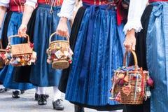 Rosenheimer Herbstfest Royalty Free Stock Image