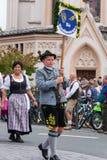 Rosenheimer Herbstfest Stock Photos
