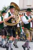 Rosenheimer Herbstfest Stock Images