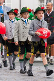 Rosenheimer Herbstfest Royalty Free Stock Photos