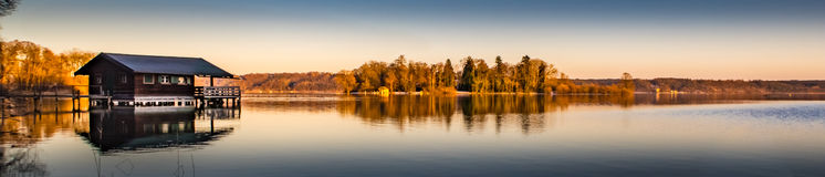 Roseninsel Στοκ εικόνες με δικαίωμα ελεύθερης χρήσης