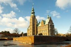 Rosenorg Castle Royalty Free Stock Image