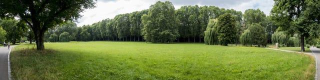 Rosensteinpark i staden av den Stuttgart Tyskland Arkivfoton