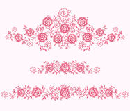 Roses Clip art. Stock Photography