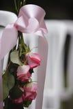 Roses décoratives Photos libres de droits