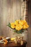 Roses de mère patrie Image stock