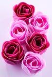 Roses de savon Photographie stock libre de droits