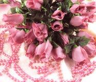 Roses de Valentine Images libres de droits