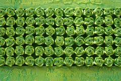 Roses en pierre Photo stock