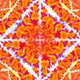 Roses - fleurs et feuilles Usines décoratives de composition, de parfumerie et de cosmétique wallpaper illustration de vecteur