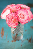Roses Flower Bouquet Royalty Free Stock Images