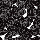 Roses graphiques Image libre de droits