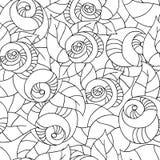 Roses graphiques illustration libre de droits