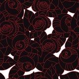 Roses graphiques Photos libres de droits
