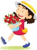 Roses illustration Stock Photo