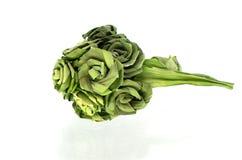Roses made from Pandanus Stock Image