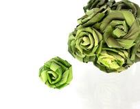 Roses made from Pandanus Royalty Free Stock Photo