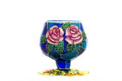 Art on glass Stock Image