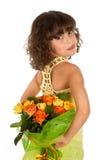 Roses pour le jour de mère photos stock