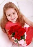 Roses pour ma mère Photo stock