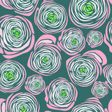 Roses roses illustration stock