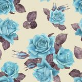 Roses 9. Royalty Free Stock Images